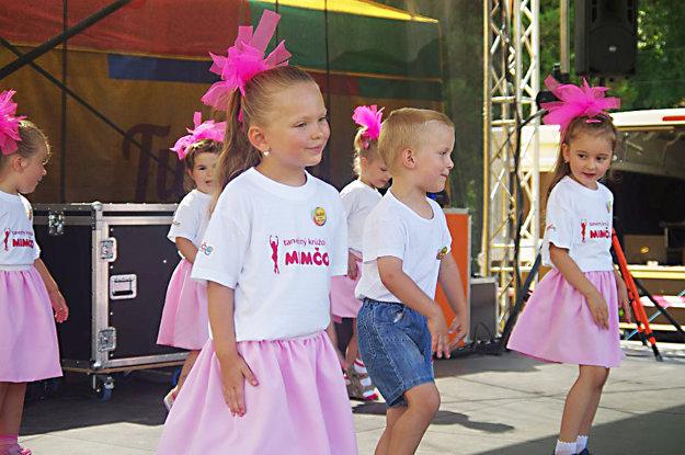 Deti z Mimča.