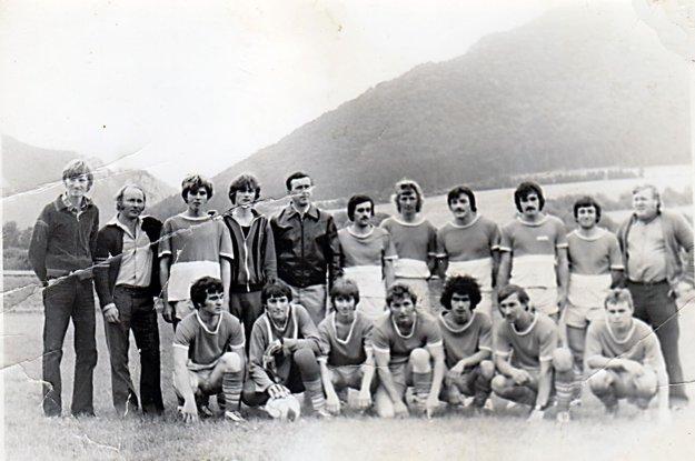 Začiatky futbalu vo Vrchteplej