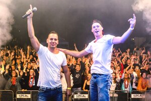 Drozďo a Demex si svoju prácu DJ-ov a producentov užívajú.