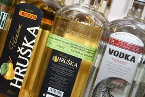 Zvolenčan si alkohol nemienil kupovať.