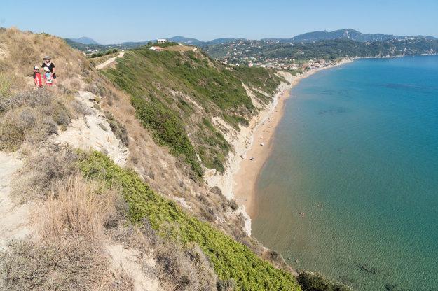 Korfu ponúka rôznorodé akvitity pre dovolenku.