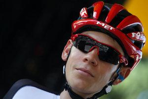Juhoafrický cyklista Louis Meintjes.