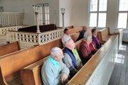 Navštívili ajortodoxnú synagógu vŽiline.