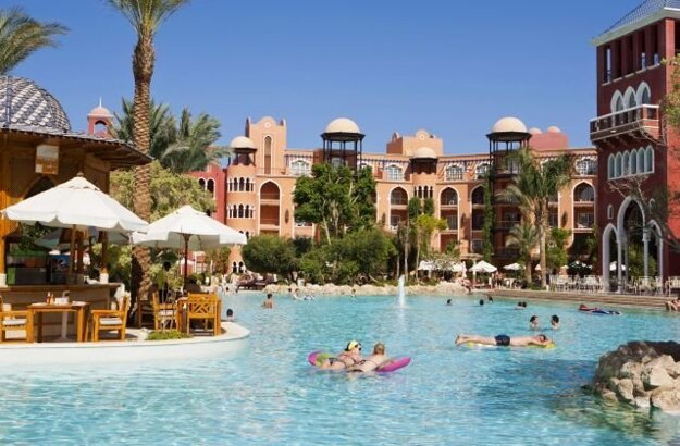 Hotel Grand Resort Hurghada 5*, Egypt
