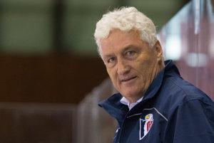 Tréner Miloš Říha.