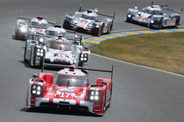 Automobilové preteky 24 hodín Le Mans 2015