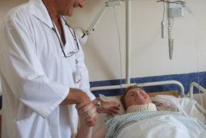 Prognóza pacienta je podľa prednostu dobrá.