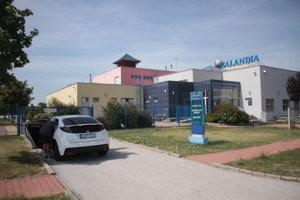 Galandia bola zatvorená aj v roku 2017.