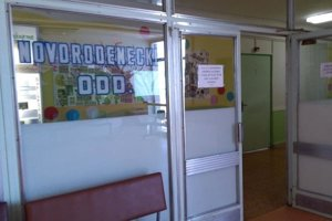 Novorodenecké oddelenie v Žiline.