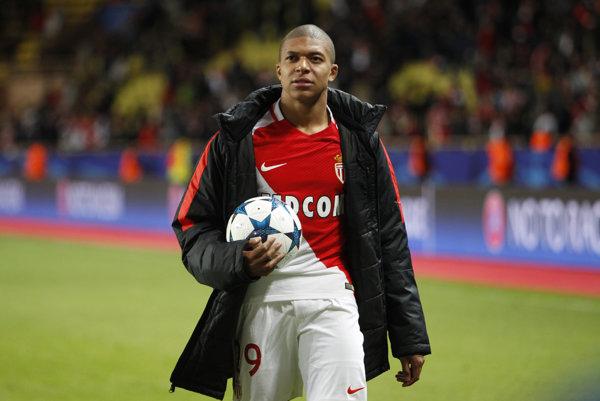 Kylian Mbappé pravdepodobne nebude pokračovať v AS Monako.