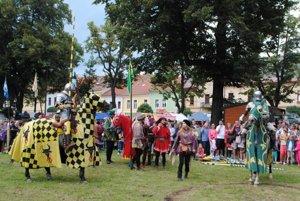 Aj takto vyzerajú oslavy Dní mesta v Spišskej Novej Vsi.