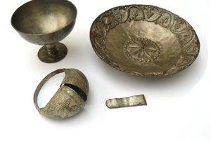 Objav sa dostal do povedomia ako Poklad byzantského kupca.