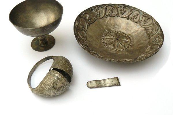 Originál pokladu uchováva Slovenské národné múzeum v Martine.