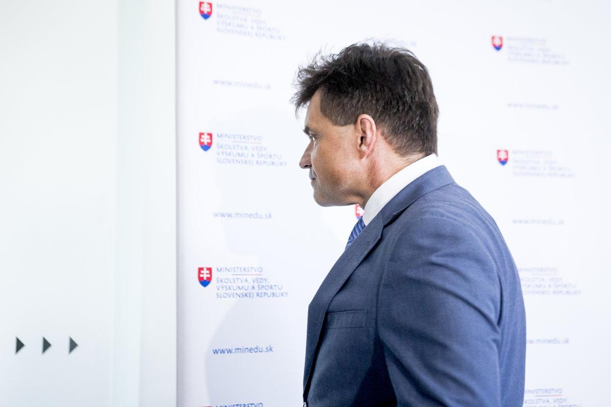 Posun pri Plavčanovom odchode je podozrivý, tvrdí SaS - domov.sme.sk