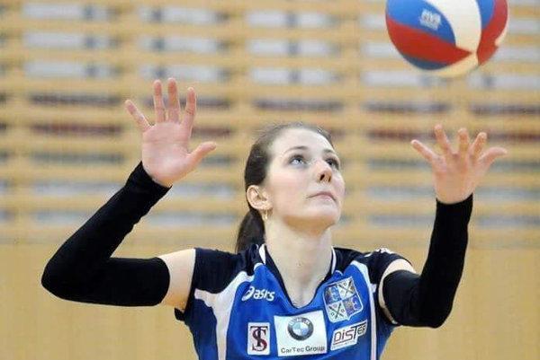 Andrea Štrbová.