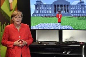 Angela Merkelová má zmysel pre humor, ale vie byť aj tvrdá.