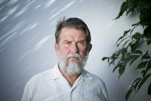 Etnológ Arne Mann, ktorý sa vo svojich výskumoch venoval Rómom.