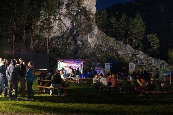 Outdoorový festival Slnko na skalách začína už 6. septembra.