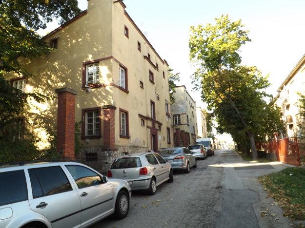 Mestské domy na Misionárskej ulici sú vyhlásené za kultúrnu pamiatku.