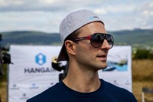 Hokejista Dominik Graňák začal stavebné práce na Akadémii extrémnych športov Hangair na bývalom letisku vo Vajnoroch pred rokom.