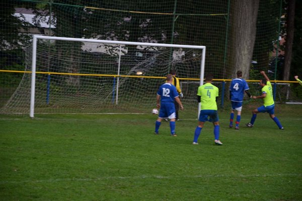 Ivanovčania strelili v Motešiciach šesť gólov.