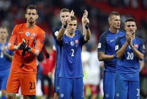 Slováci sú spoločne s jedenástimi národnými mužstvami na druhom poschodí, čiže v Lige B.