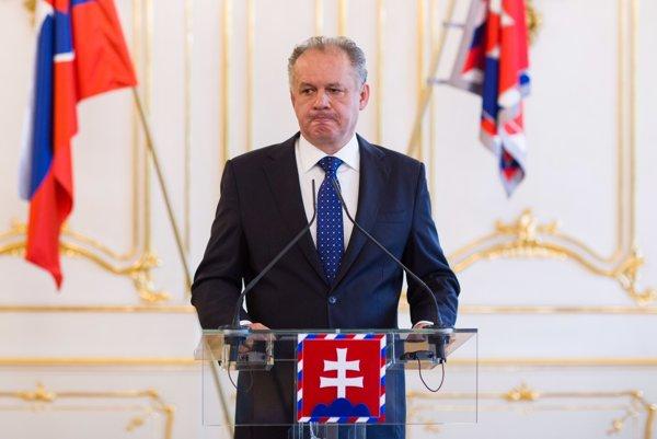 Prezident Kiska.