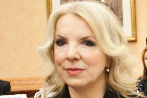 Banková ombudsmanka  Eva Černá.