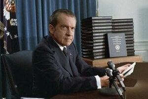 Richard Nixon.