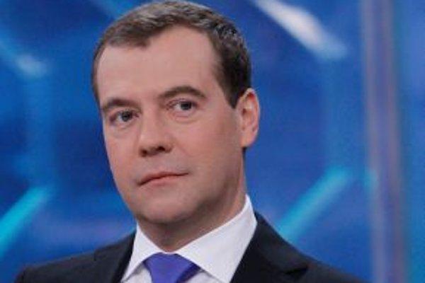 Dmitrij Medvedev.