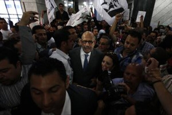 Baradej ohlásil návrat do politiky.