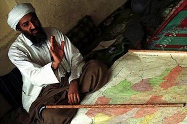 Bin Ládin počas života.