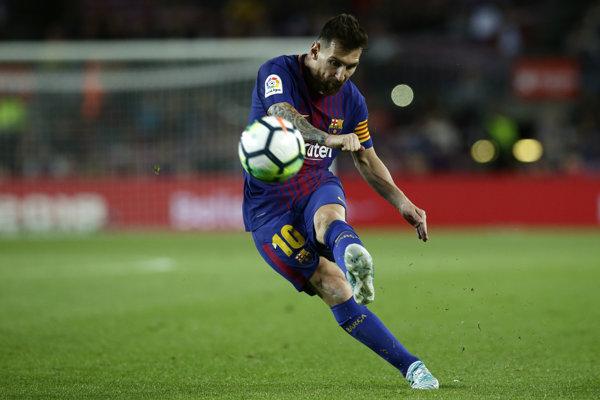 Futbalisti Barcelony kopú viac penált, než ktorýkoľvek iný tím v piatich najvýznamnejších ligách sveta.