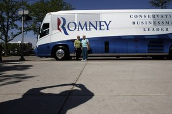 Romneyho kampaň slávi úspech.