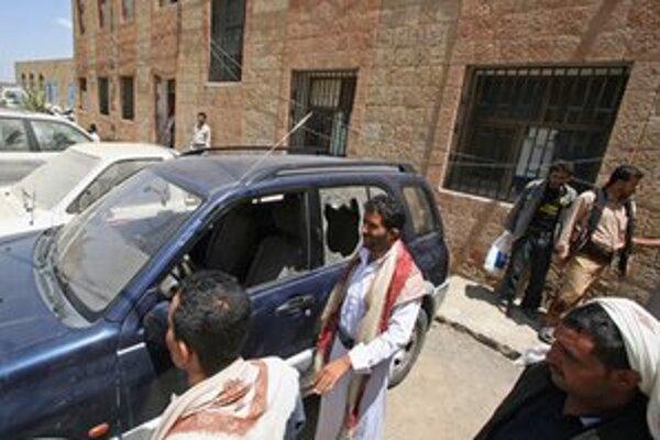 Únosy cudzincov sú v Jemene časté.