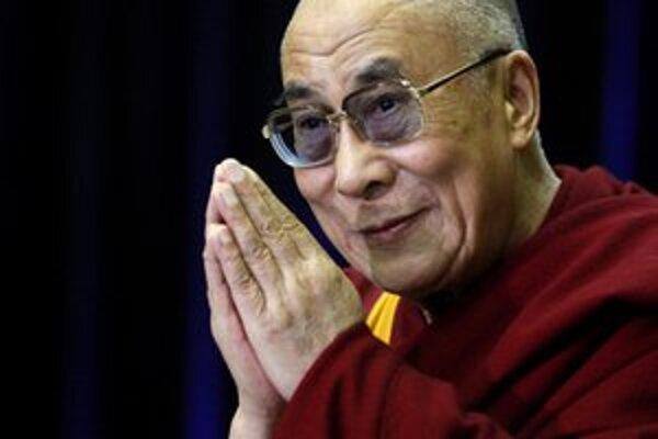 Dalajláma podľa Čína klame.