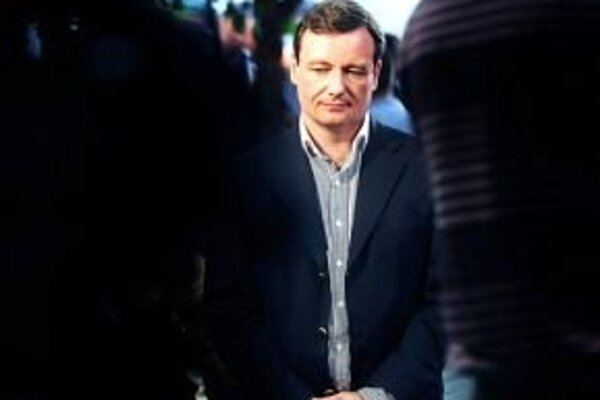 Český exminister David Rath.
