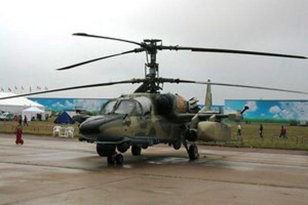 Kamov Ka-52.