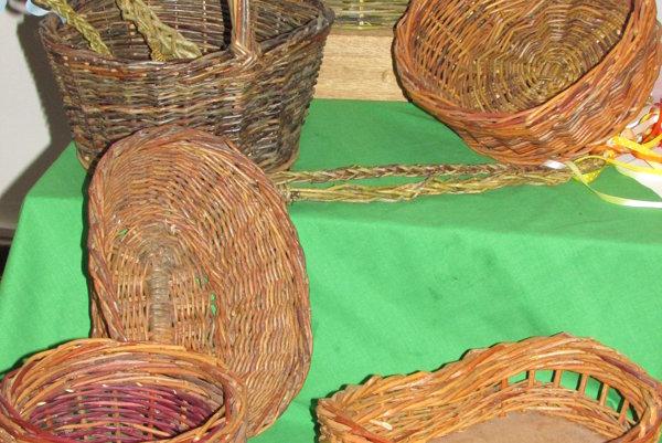 Výstava prezentuje vedomosti azručnosti detí.