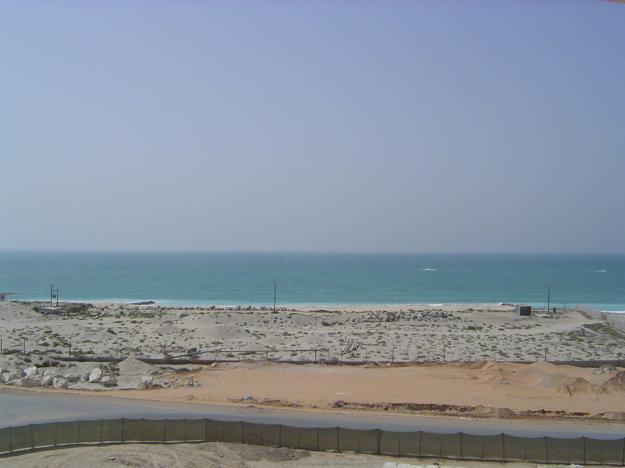 V Ras Al Khaimah nájdete pre dovolenku skvelé pobrežie a priaznivé počasie.