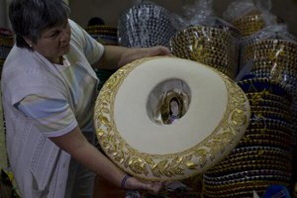 Mexičania sa pripravujú na pápeža. Bude mať sombrero.