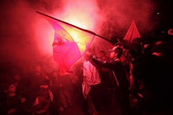 Futbal má v Egypte veľkú popularitu.