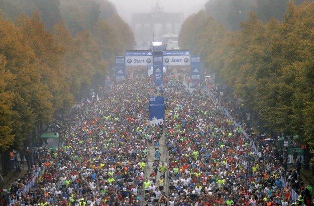 44. berlínsky maratón.