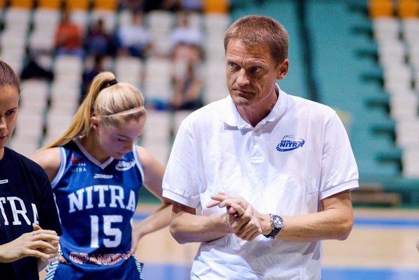 Tím Nitry povedie ako hlavný tréner Pavol Horička.