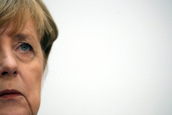 Kancelárka Merkelová