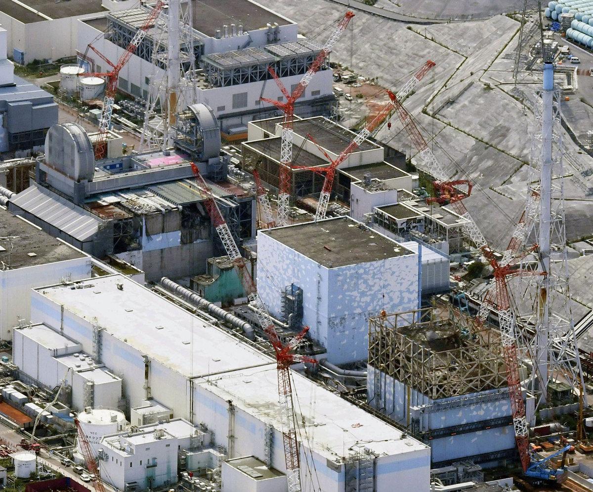 2cb1c784e Japonsko Fukušima kontaminovaná voda únik - Svet SME