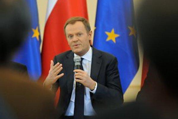 Premiér Tusk chce nepopulárnu reformu presadiť v prvom roku svojej druhej vlády. Platila by do roku 2013.