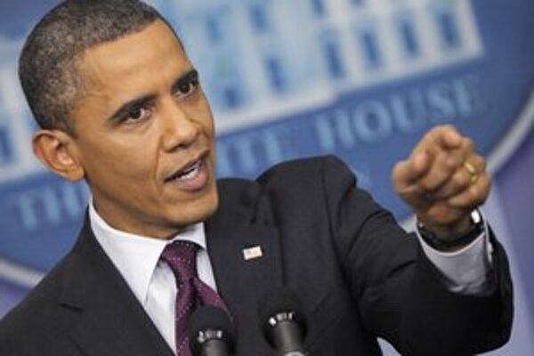 Barack Obama sa bránil republikánskej kritike.
