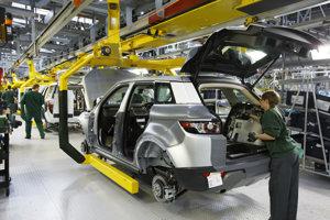 Výroba Land Roveru. (ilustračné foto)
