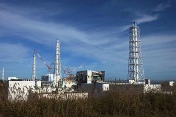 Elektráreň vo Fukušime.